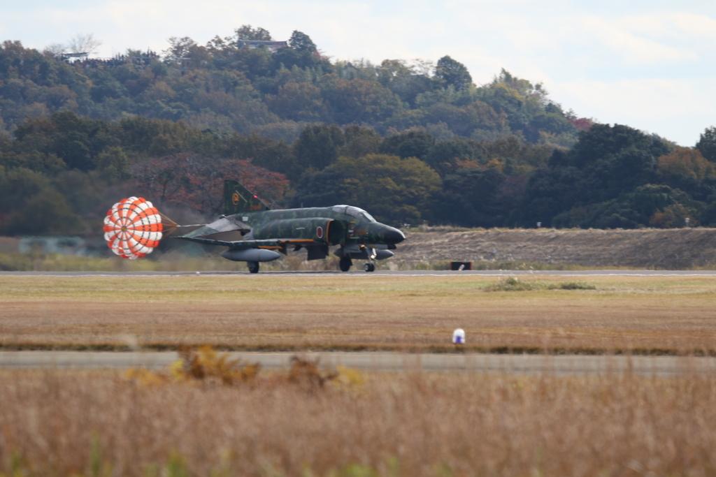 F-4EJ(改)の着陸_4
