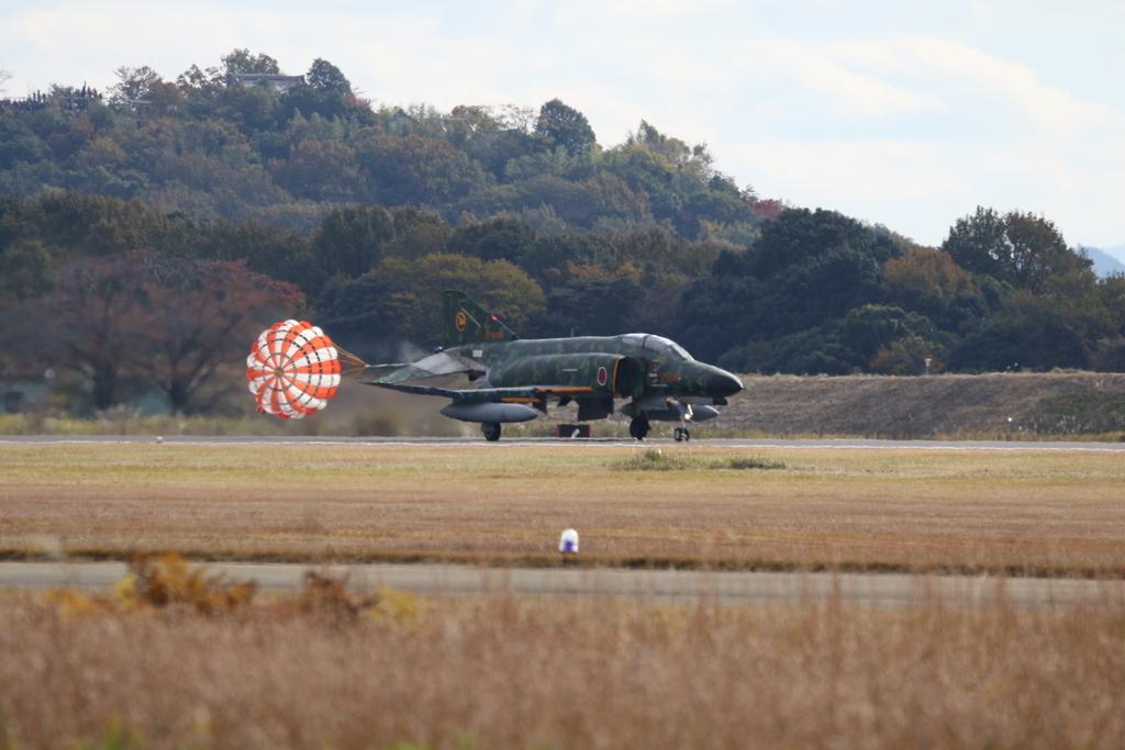 F-4EJ(改)の着陸_5