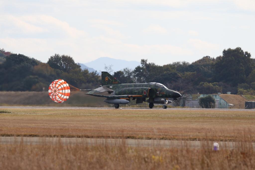 F-4EJ(改)の着陸_6