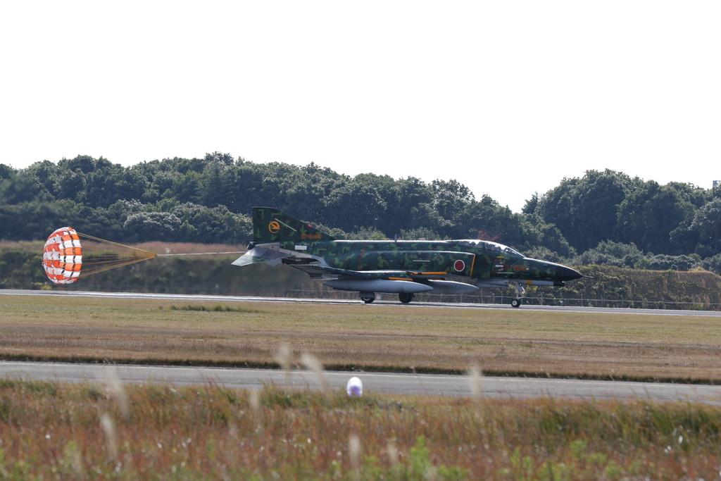F-4EJ(改)の着陸_11