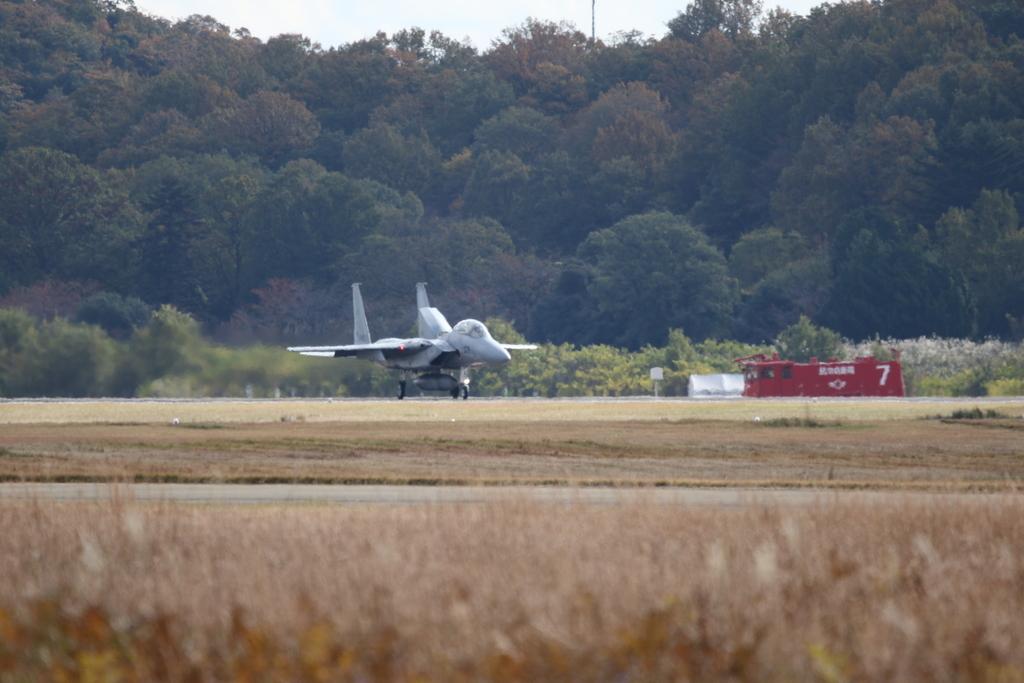F-15J/DJの着陸_1