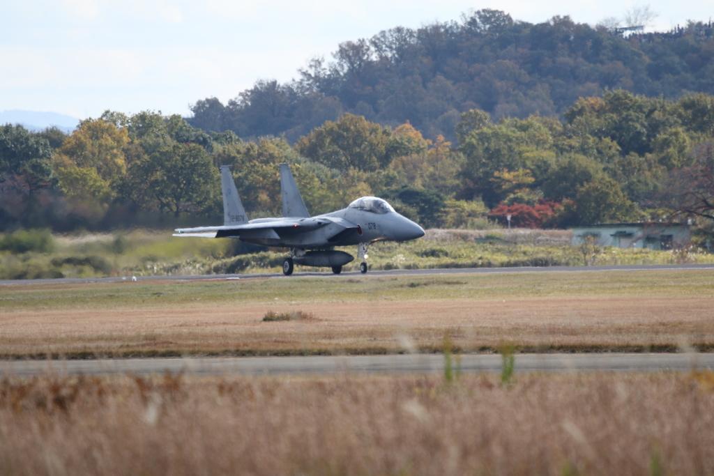 F-15J/DJの着陸_4