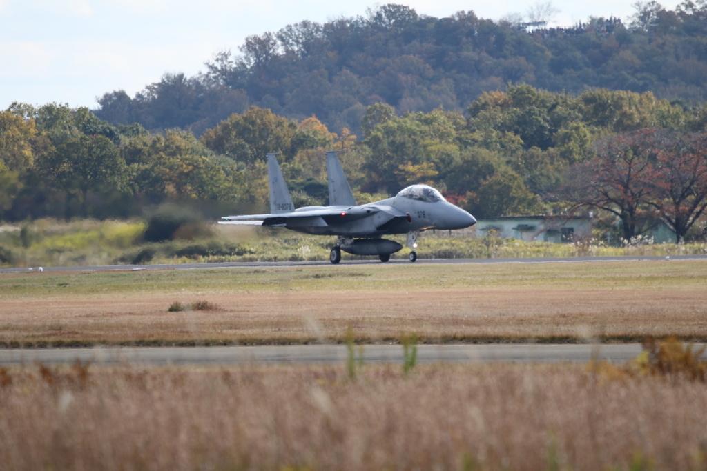 F-15J/DJの着陸_5