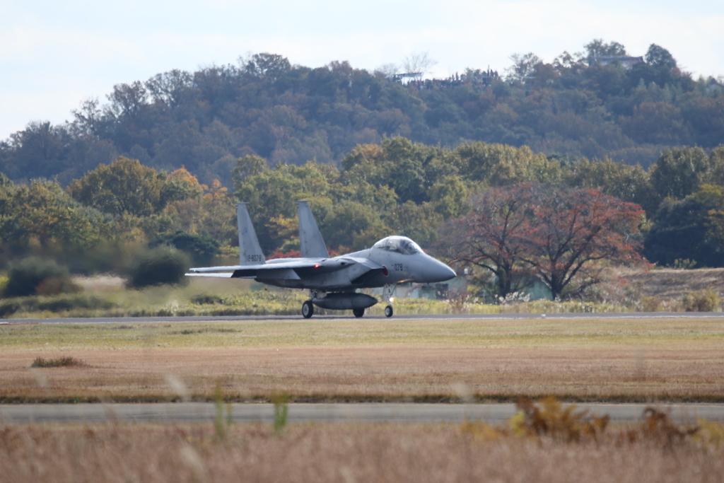 F-15J/DJの着陸_6