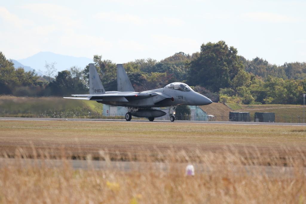F-15J/DJの着陸_8