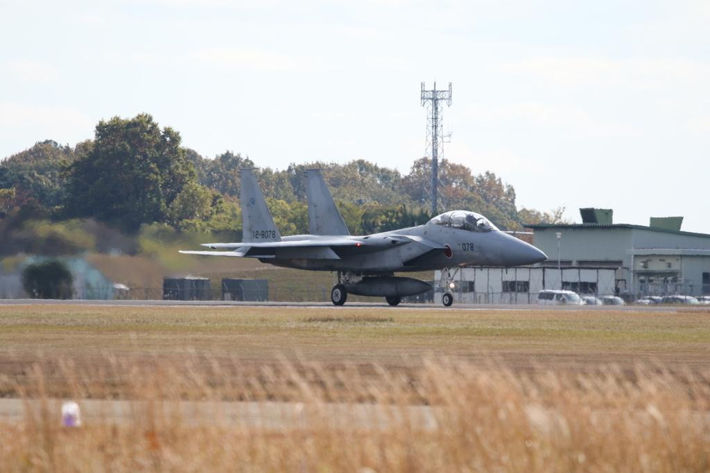 F-15J/DJの着陸_10