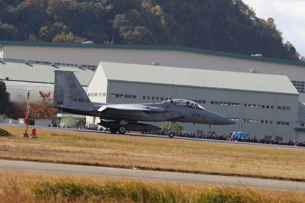 F-15J/DJの着陸_11