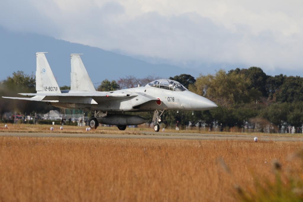 F-15J/DJの着陸_12
