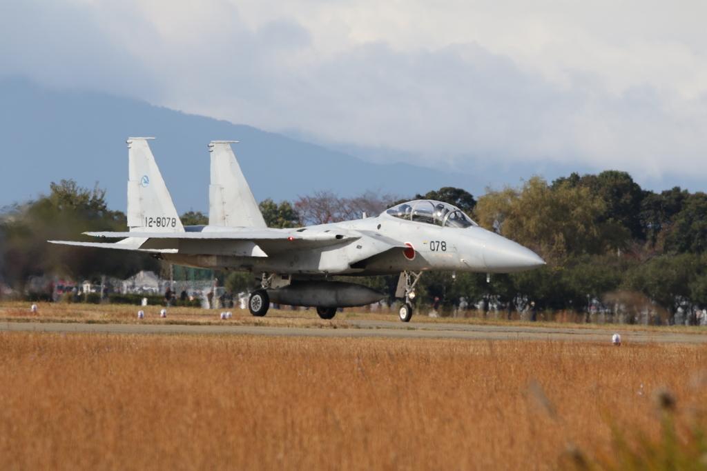 F-15J/DJの着陸_13