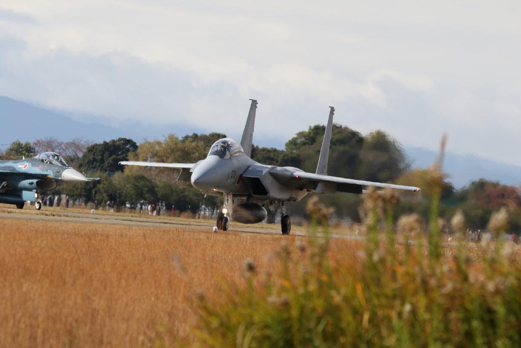 F-15J/DJの着陸_14