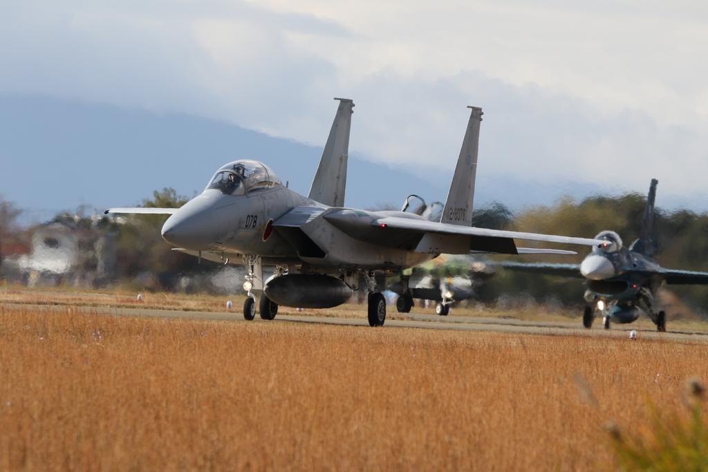 F-15J/DJとF-2A/Bとの2ショット_2