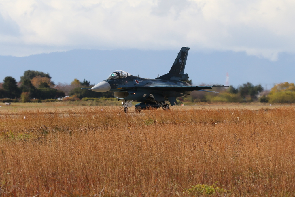 F-2A/Bの着陸_8