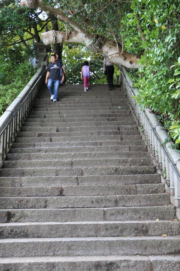 神社に通じる階段_1