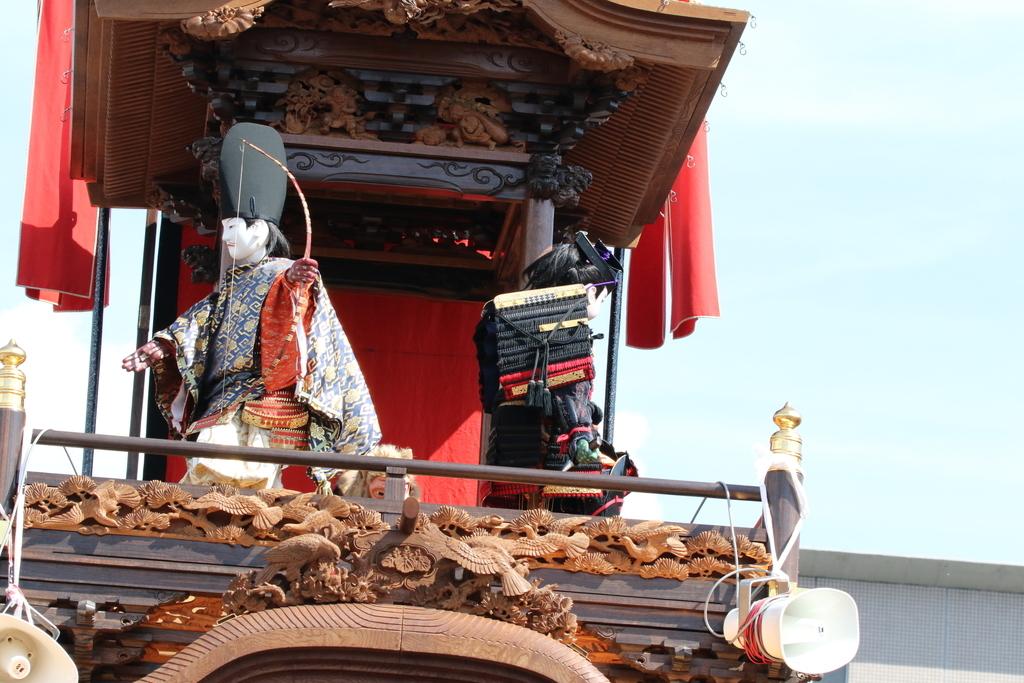 西成岩西組敬神車「鵺(源頼政 弓張月の対峙)」(1)_23
