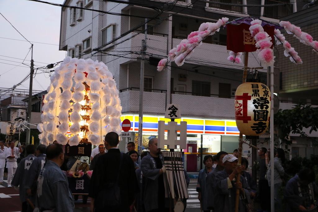 ご近所柿の木坂の常圓寺