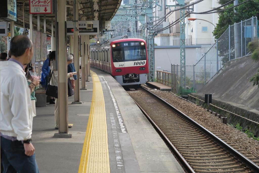 京浜急行を撮ってみた_9