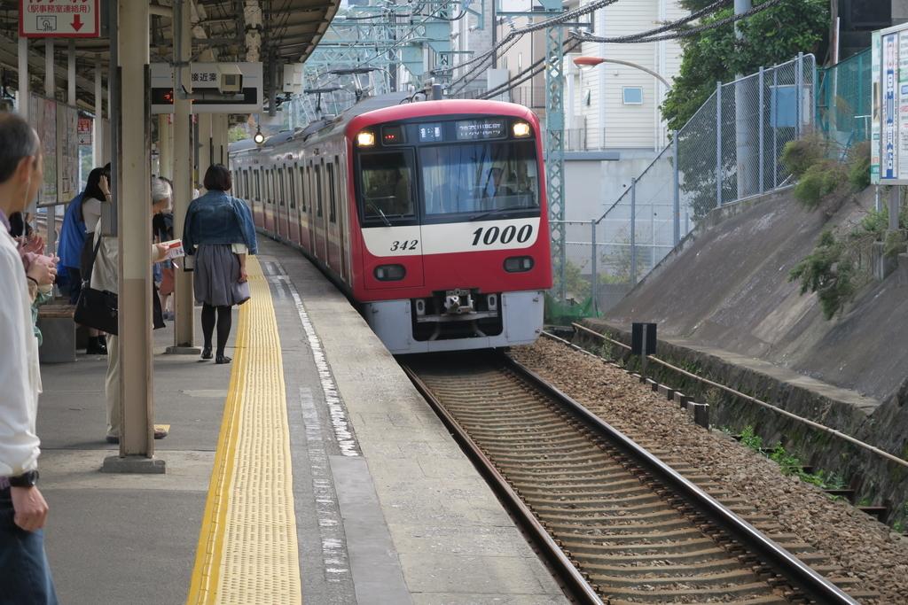 京浜急行を撮ってみた_10