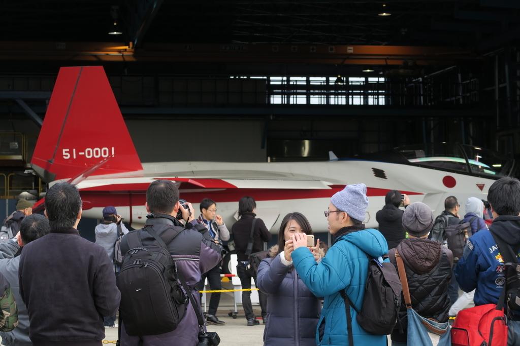 先進技術実証用の実験航空機X-2_1