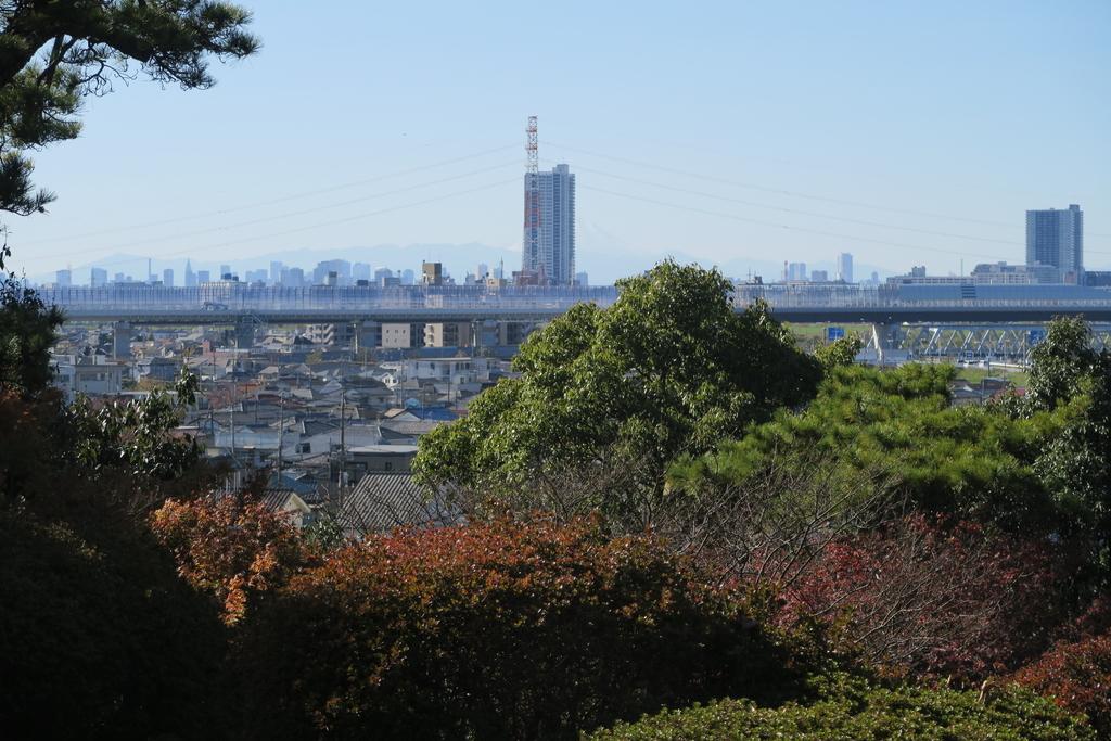 この方角からは富士山が見えた_1