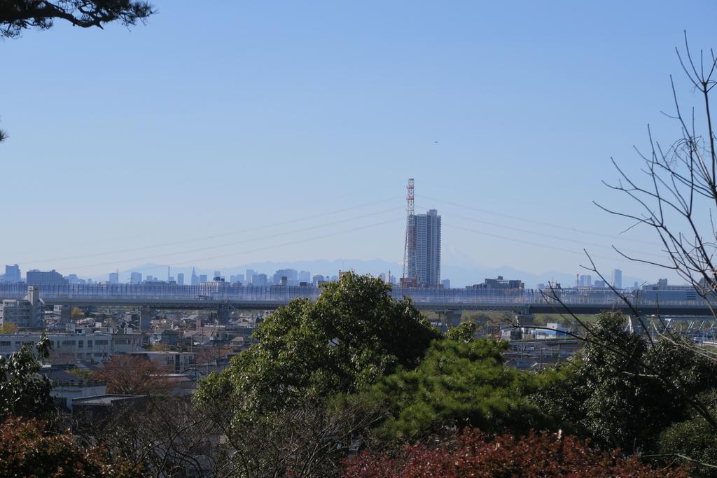 この方角からは富士山が見えた_2