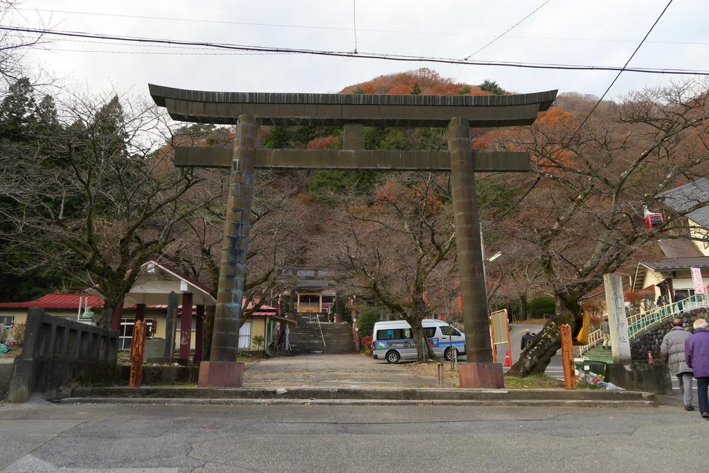 藤原町護国神社