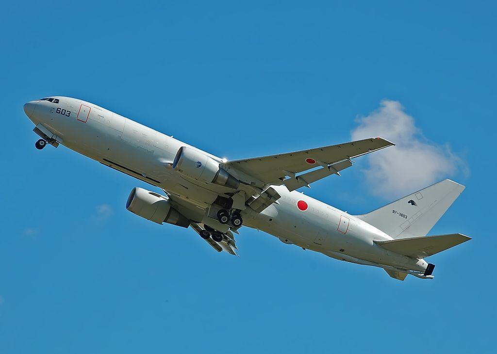 航空自衛隊のKC-767J