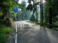 170930国道162旧道は自転車歩行者道になってる