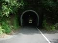 170930トンネルの先は六丁峠への上り