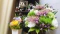 171013お花を買ってきた