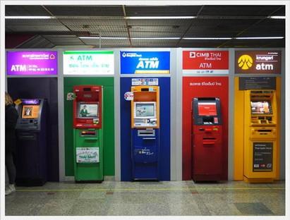 Thai ATM