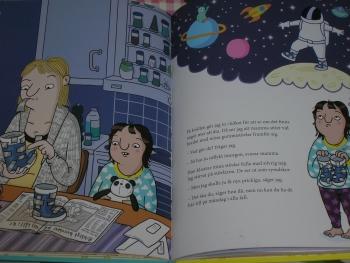 気分は宇宙飛行士?