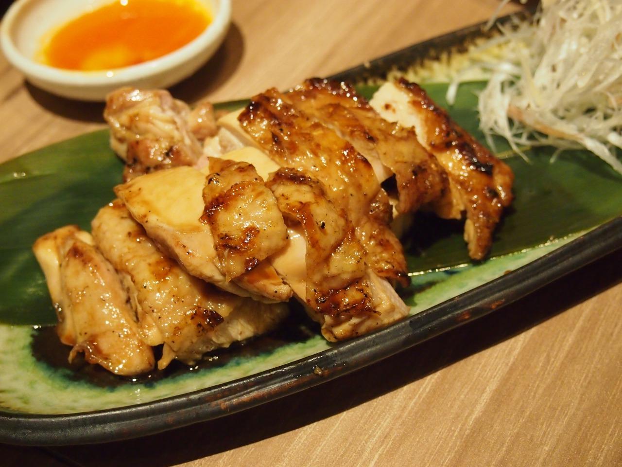torisachi 焼きもも肉
