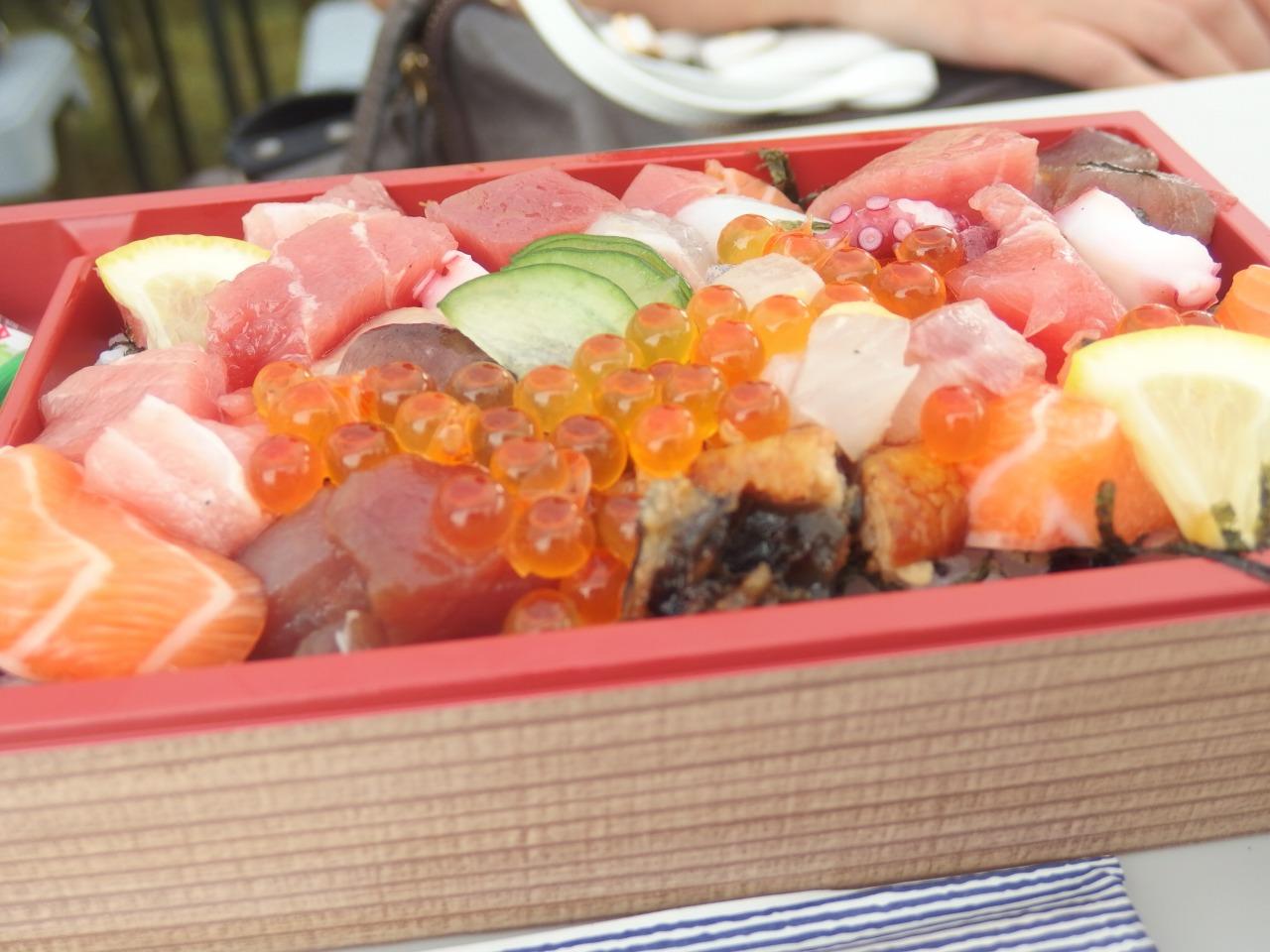まんぱく 海鮮丼2