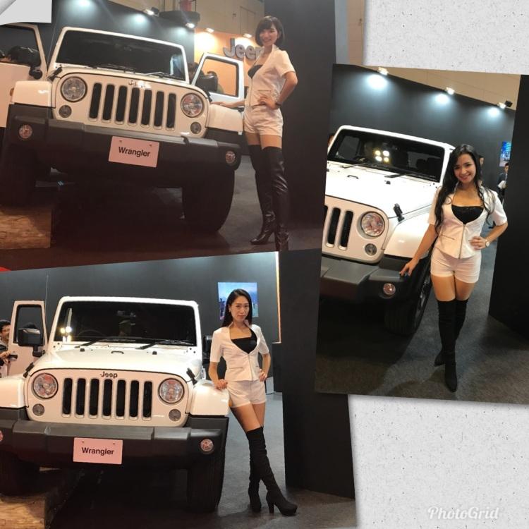モーターショー jeep2
