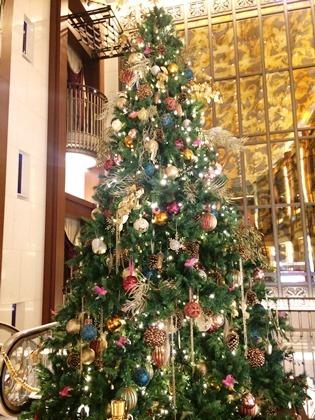 ハービスPLAZA/PLAZA ENT クリスマスツリー