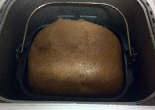 シンプル大豆パン