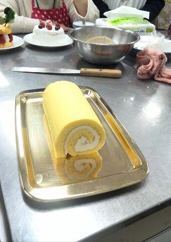 ロールケーキからの応用展開