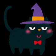 ネコ(ハロウィン