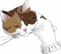 ネコ(6)