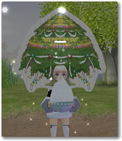 20171225クリスマスツリー