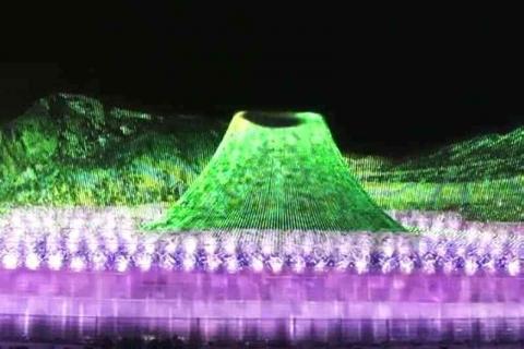 なばなの里 イルミネーション 2017-20182