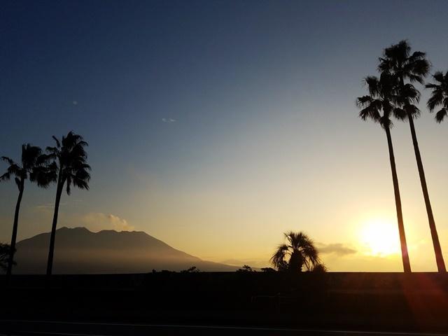 桜島朝陽1-3