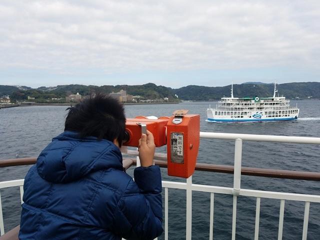 桜島フェリー5-4