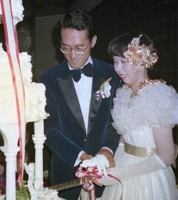 結婚35周年