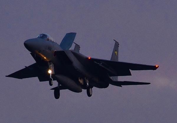 F15 入間基地飛来01
