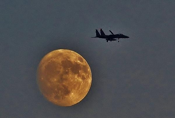 F-15入間展示機
