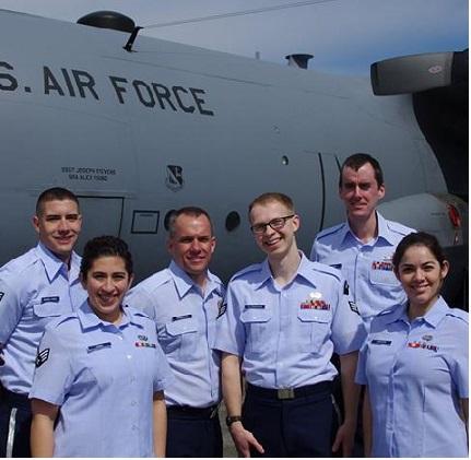 米国空軍太平洋音楽隊