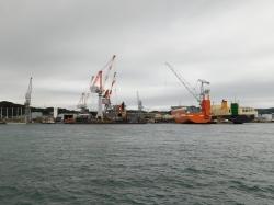 三菱 下関造船所