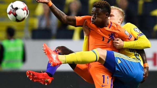 オランダ対スウェーデン