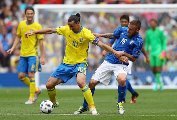 イタリア対スウェーデン2